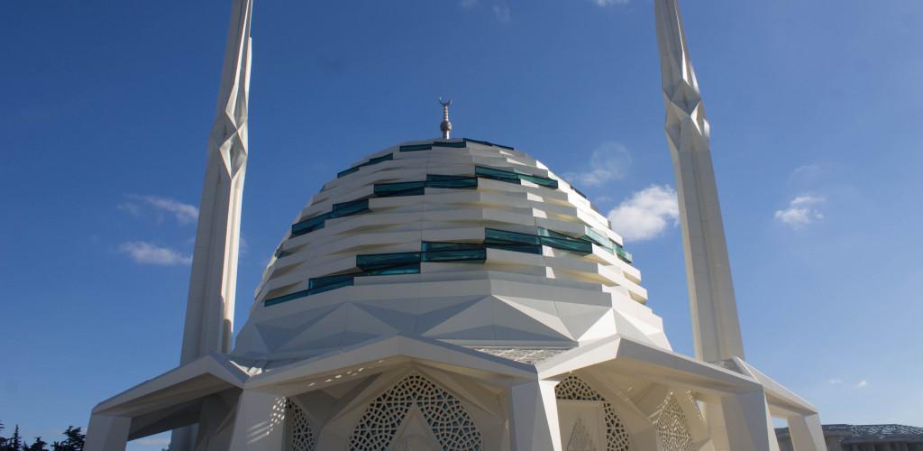 Marmara University Theology of Faculty Mosque